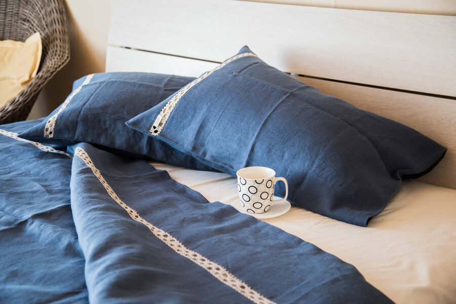 gultas veļa Ulmale blue
