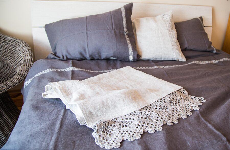 gultas veļa Pape night